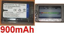 Batterie 900mAh type NP-FH30 NP-FH40 NP-FH50 Pour Sony HDR-XR160E