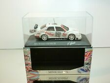 MINICHAMPS ALFA ROMEO 155 V6 DTM 1994 ENGSTLER #25 - RED - VERY GOOD IN BOX