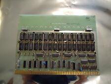 FAIRCHILD 2K X 16 HIGH SPEED MEMORY PCB #40047901 P2A, 97234315-1 CIRCUIT BOARD