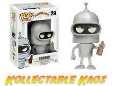 Futurama - Bender Pop! Vinyl Figure