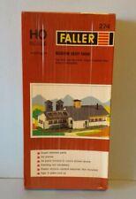 Faller h0 abitazione reticolare con 416-SCATOLA ORIGINALE NUOVO NEW