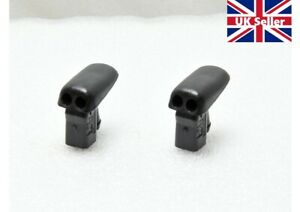 2x Windscreen Washer Nozzle Jets For Jaguar X-Type 2001-2010 C2S16868