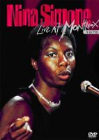Nuevo Nina Simone - Live At MONTREUX 1976 - DVD