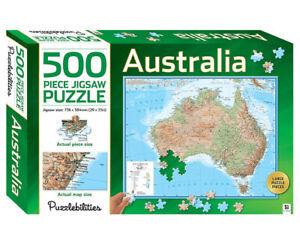 500 Piece Puzzlebilities Jigsaw Puzzle - Australia