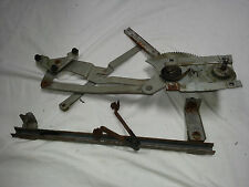 1961 1962 1963 Mercury Ford 2 door window regulator set up  passenger