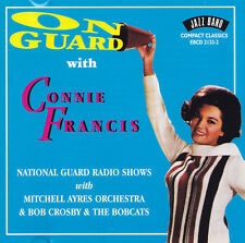 CONNIE FRANCIS - CD - ON GUARD WITH CONNIE FRANCIS