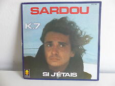 MICHEL SARDOU K7 410149