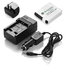 NB-11L NB11LH Battery +Charger for Canon PowerShot Elph 110 A2300 A2400 A3400 IS