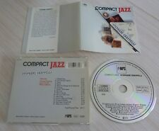 CD ALBUM COMPACT JAZZ STEPHANE GRAPPELLI 15 TITRES MPS MADE IN WEST GERMANY