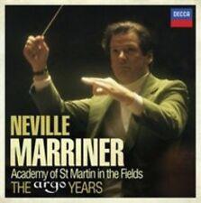 Neville Marriner - The Argo Years [28 CD], New Music