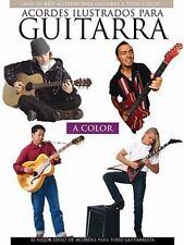 Acordes Ilustrados Para Guitarra A Color-ExLibrary