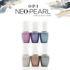 "OPI Gel Polish ""Neo-Pearl"" 2020 FULL Collection 6 Pcs - No Display"