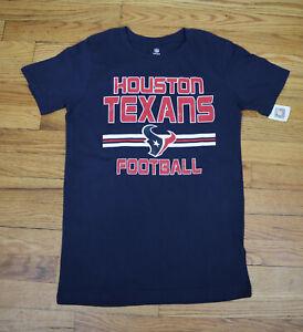 HOUSTON TEXANS FOOTBALL - NFL - YOUTH T-SHIRT - SIZE L 12/14 - NWT