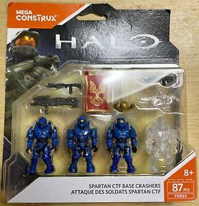Mega Construx Halo Spartan CTF Base Crashers.