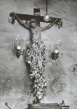 Werner Bischof Photo Print 21x30 Votivgaben Ex Votos Castel di Sangro Italy 1946