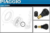 1 Valve de Pneu TR412 597679 d'Origine Vespa Sprint 50 125 150 2014->