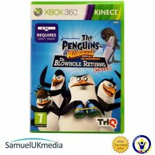 Penguins of Madagascar - Dr. Blowhole Returns Again (Xbox 360) *GREAT CONDITION*