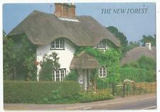 Postcard - A New Forest Cottage - Unposted