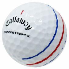 120 Callaway Chrome Soft X Triple Track AAAA/Near Mint Recycled Golf Balls
