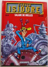 Garage Isidore T 1 Salade de bielles OLIS & GILSON éd Dupuis rééd