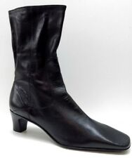 842f19fe738 Women s Classiques Entier Nordstrom Black Leather Ankle Boots 6M 6 MSRP   199 NEW