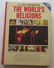 THE WORLD'S RELIGIONS (A LION HANDBOOK), William B. Eerdmans Publishing, (VG, hc