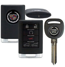 NEW OEM Cadillac Escalade Keyless Entry Remote And Transponder Key