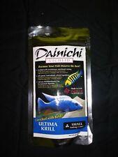 New listing Dainichi Cichlid Ultima Krill Pellet Floating Fish Food - 8.8 Oz & 1.1Lb