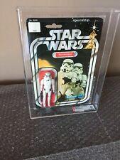 Vintage 1978 Kenner Star Wars Stormtrooper 12 Back-C Card AFA 80 80/85/80