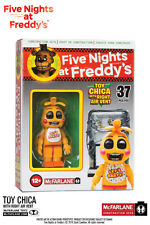 FIVE NIGHTS AT FREDDY'S TOY CHICA RIGHT AIR VENT FIGURE CONSTRUCTION McFARLANE
