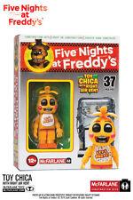 Five Nights At Freddy 'Juguete Chica derecho de ventilación de aire construcción Figura Mcfarlane