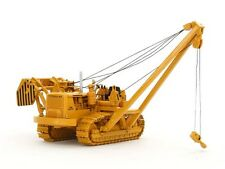 55210 Norscot Cat 572C Pipelayer with Metal Tracks Caterpillar Diecast 1:50