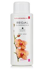Leche limpiadora para pieles secas y sensibles Regal Natural Beauty