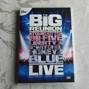 The Big Reunion Live DVD (2013) Five