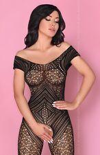 56 Sz XS S M L XL Sexy Lingerie Night Club Dress Underwear Babydoll Bodystocking