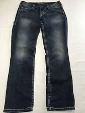 Womens DIESEL Dark Wash Suki Capri Cropped Jeans Sz 27