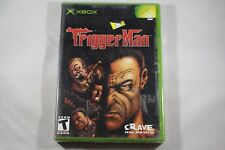 Trigger Man (Microsoft Xbox) NEW Factory Sealed Near Mint Triggerman
