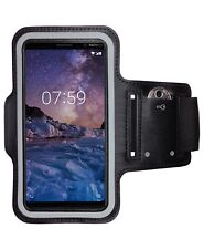 Coverkingz Nokia 7 Plus Sports armband fitness armband jogging case