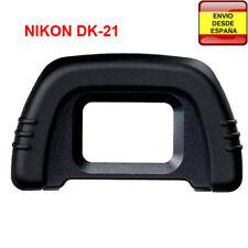 Protector ocular eyecup Nikon digital DK-21 D3000 D7100 D300 D300S D600 D700