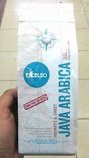 Excelso Java Arabica Coffee,Ground,  Aromatic & Sweet, Ground Coffee  200gr