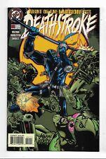 Deathstroke 1996 #55 Very Fine