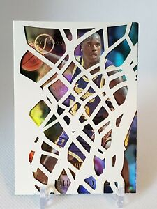 (010) 1997-98 Skybox Premium Silky Smooth  Shaquille O'Neal Insert 1:360 Lakers