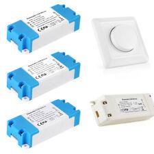 Dimmable LED Driver Transformer LED Dimmer for Led Bulbs Ceiling Light 4 Types