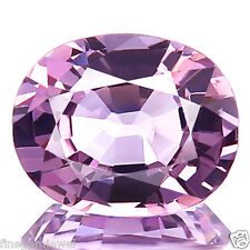 1.52ct FLAWLESS RARE NATURAL UNHEATED BEST LILAC PURPLE SPINEL AWESOME GEMSTONE