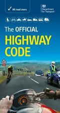 The Official DVSA Highway Code by Driver and Vehicle Standards Agency Book The