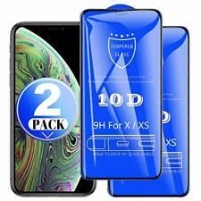 2 pièces iPhone 11 Vitre de protection VERRE TREMPÉ film protecteur d'écran