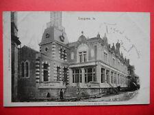 LANGRES  :  Le Nouvel Hôtel des Postes et Télégraphes.......VO.1903.