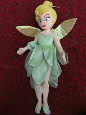 "OFFICIAL DISNEY STORE 21"" TINKERBELL FAIRY PLUSH DOLL... FAST POST"