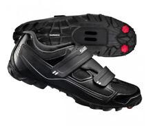Chaussures de vélo noir pour homme, pointure 43