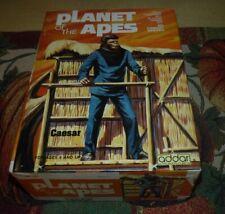 Vintage 1974 Addar Planet of the Apes Model Kit Caesar